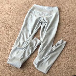 ALO yoga gray high waist alosoft legging